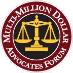 Attorney Matthew Trollinger Honored by Multi-Million Advocates Forum