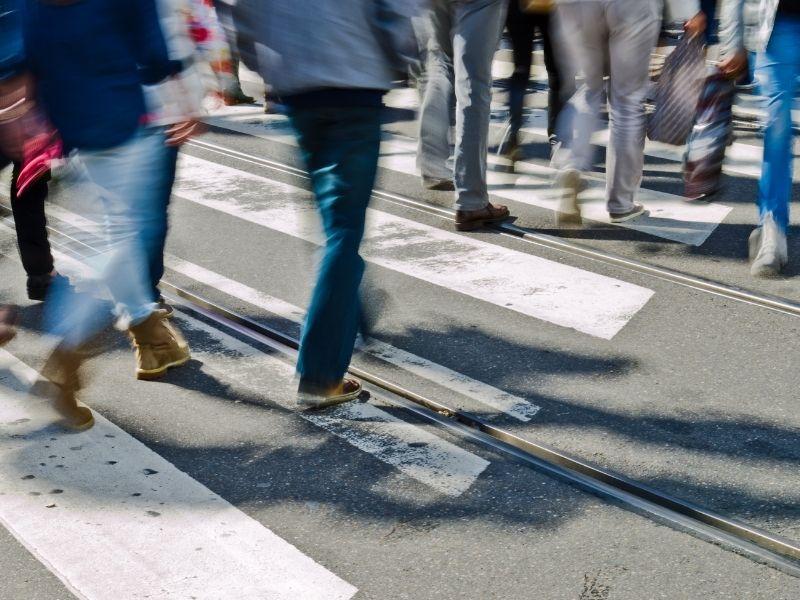 Pedestrian Deaths Soared During COVID-19 Lockdown
