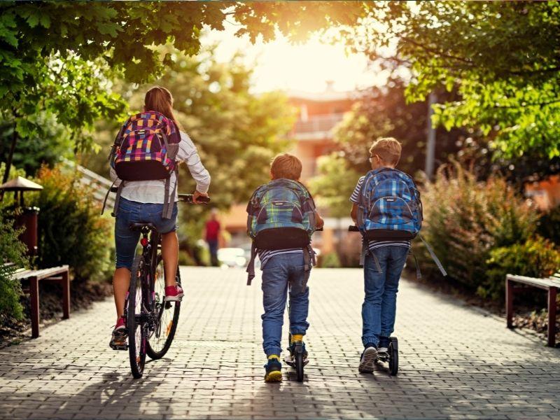 Obey Maryland Helmet Laws for Safe Back-to-School Biking