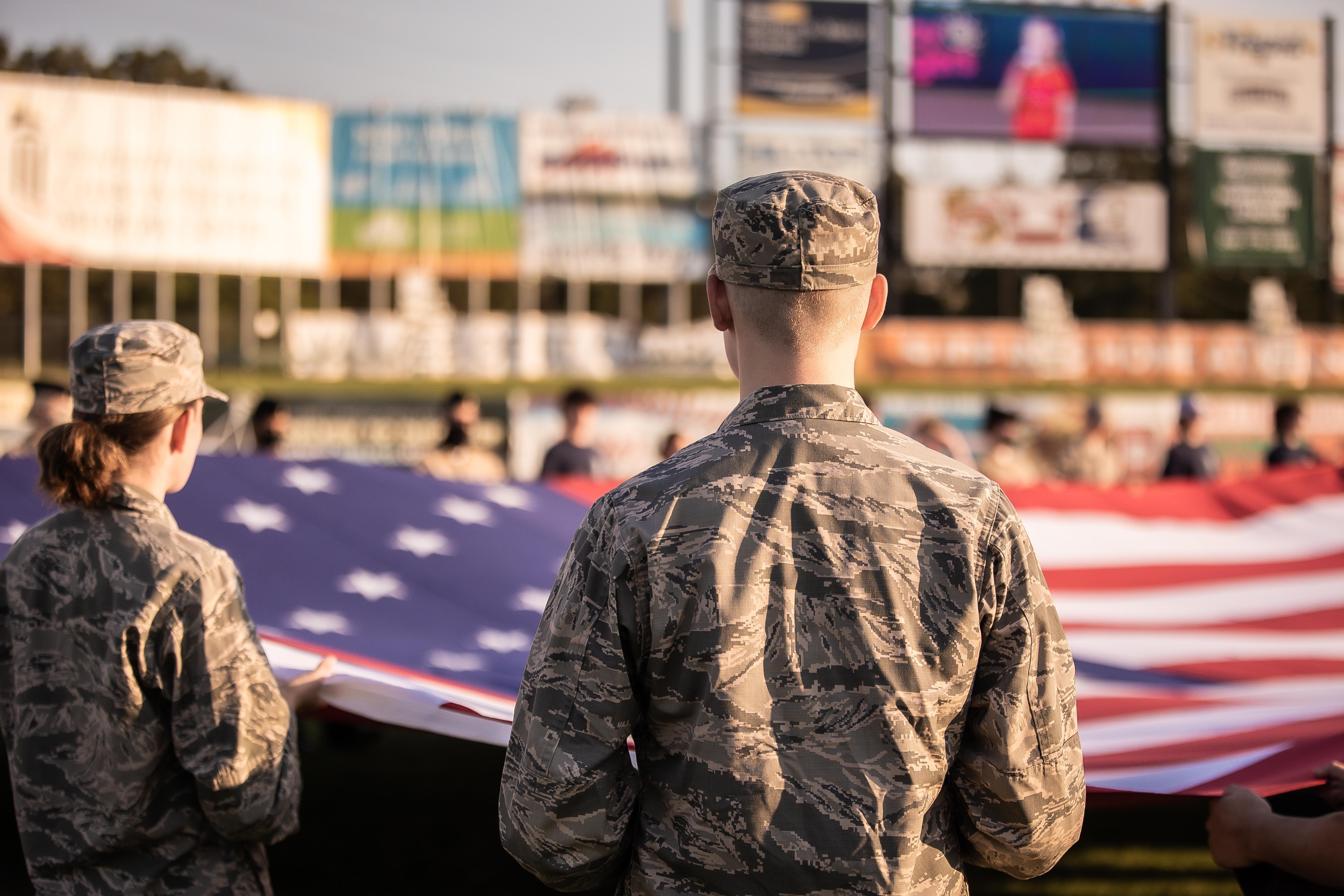 Trollinger Law Honors 9/11 Heroes at First Responders Baseball Game